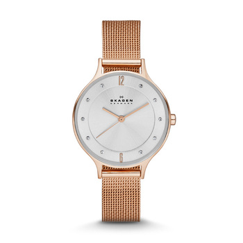 Skagen ANITA Rose-Tone Ladies Watch