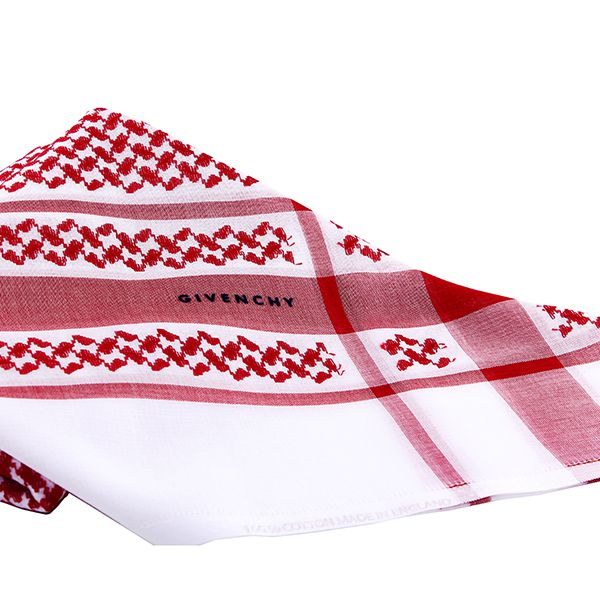 Givenchy Shamagh Red Image