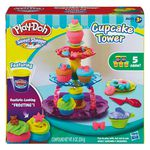 Hasbro Play-Doh Sweet Shoppe Cupcake Tower