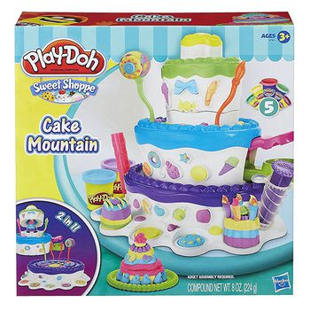 Hasbro Play-Doh Sweet Shoppe Cake Mountain