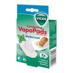 Vicks VH 7 Comforting VapoPads Methol