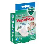 Vicks VBR7E Comforting VapoPads Rosemary