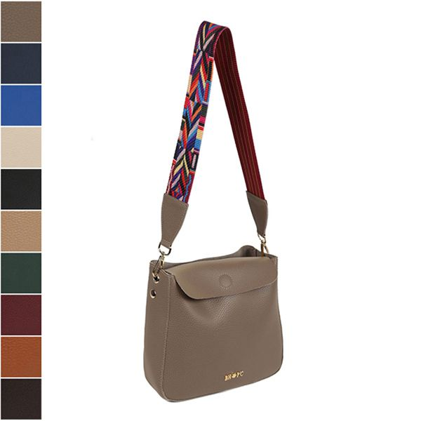 Beverly Hills Polo Club Flap Shoulder Bag Image