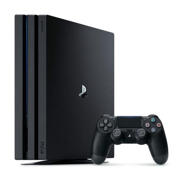 PlayStation 4 Pro PSVR Bundle Image