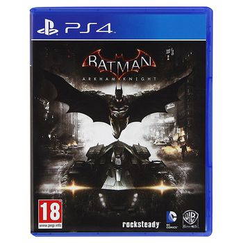 PlayStation Batman Arkham Knight PS4