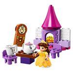 Lego DUPLO Belle's Tea Party Princess