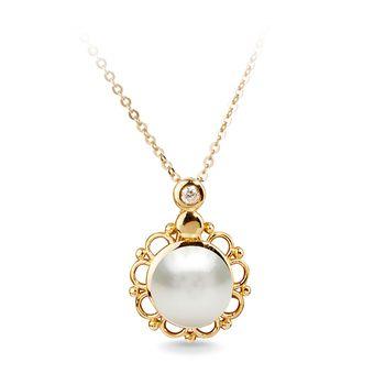 UMI Pearls FLORA Pearl Pendant