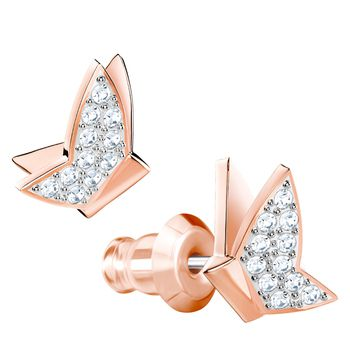 Swarovski LILIA Pierced Earrings