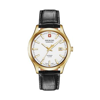 Swiss Military Hanowa MAJOR Gents Watch IP-Gold