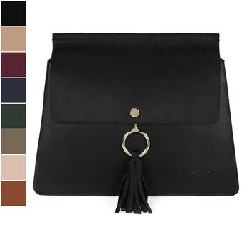 Beverly Hills Polo Club TASSEL Shoulder Bag