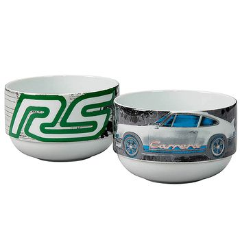 Porsche 911 CARRERA RS 2.7 Bowl Set 2pcs