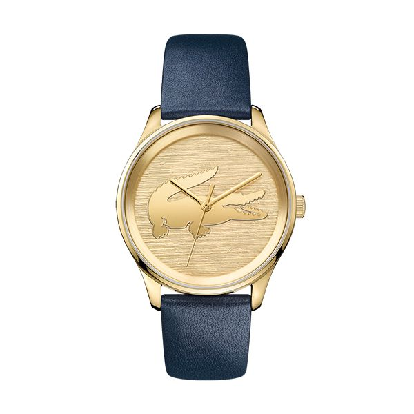 Lacoste VICTORIA Ladies Watch with Leather Strap Image