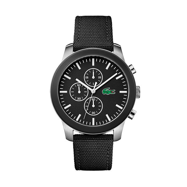 Lacoste 12.12 Gents Chronograph with Nylon Strap Image