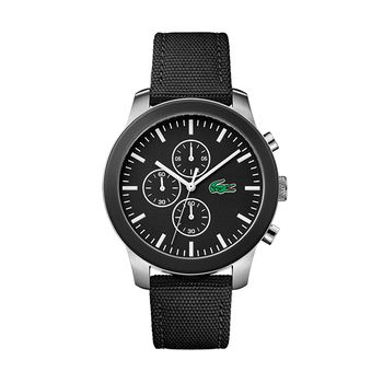 Lacoste 12.12 Gents Chronograph with Nylon Strap