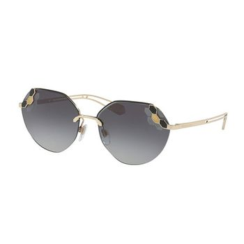 Bvlgari SERPENTEYES BV6099 Oval Women's Sunglasses