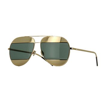 Dior CD-DRSPLIT1 Aviator Women's Sunglasses