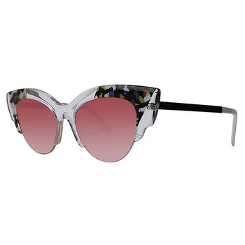 Fendi FN-0178/S Cat-Eye Women's Sunglasses