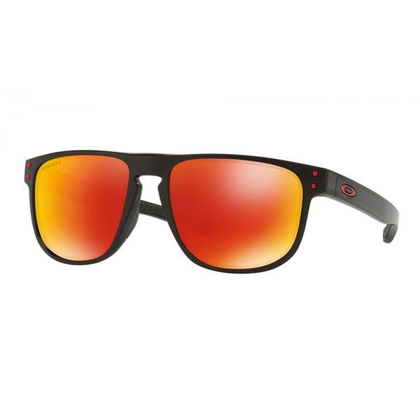Oakley HOLBROOK R Men's Sunglasses - Polished Black Image