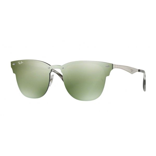 Ray-Ban BLAZE CLUBMASTER RB3576N Unisex Sunglasses Image