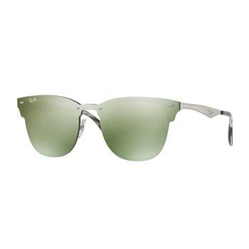 Ray-Ban BLAZE CLUBMASTER RB3576N Unisex Sunglasses