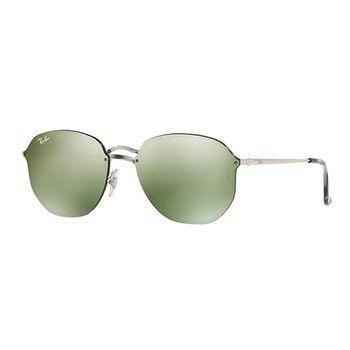 Ray-Ban BLAZE HEXAGONAL Unisex Sunglasses