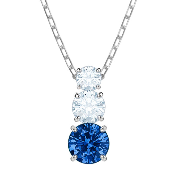 Swarovski ATTRACT TRILOGY Pendant Necklace Image