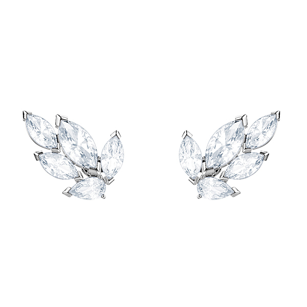 Swarovski LOUISON Pierced Stud Earrings Image
