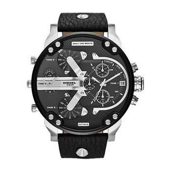 Diesel MR DADDY 2.0 Gents Chronograph - Silver