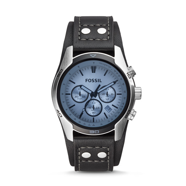 Fossil COACHMAN Gents Chronograph Image