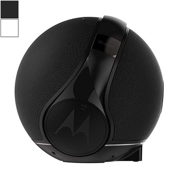 Motorola SPHERE 2-in-1 Wireless Speaker with Over-Ear Headphones