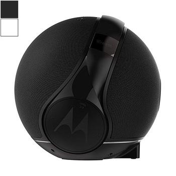 Motorola SPHERE+ 2-in-1 Bluetooth Speaker w/ Over-Ear Headphones