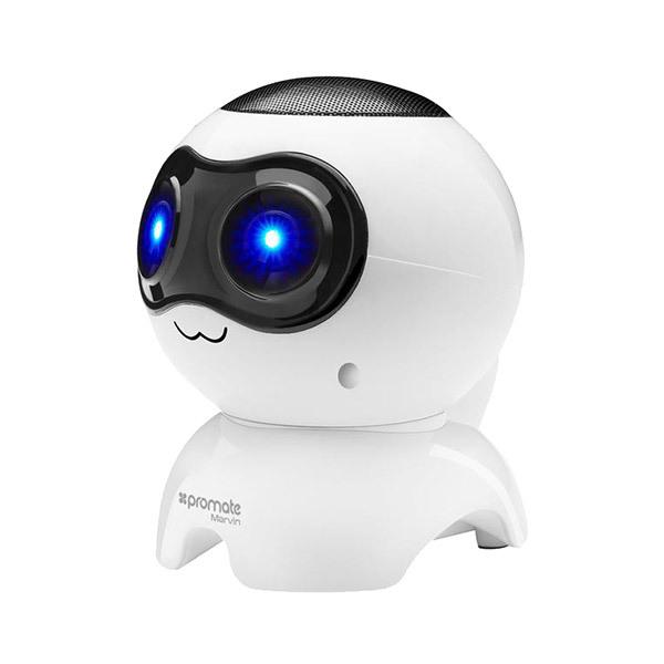 Promate MARVIN Multi-Function Wireless Speaker w/ LED Light Image