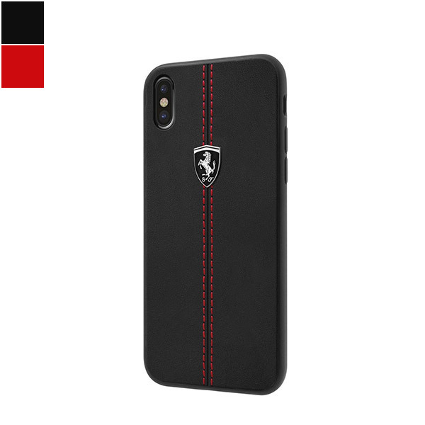 Ferrari HERITAGE Hard Case for iPhone X/XS/XR/XS Max Image