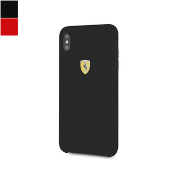 Ferrari SF Silicon Case for iPhone XR/XS Max