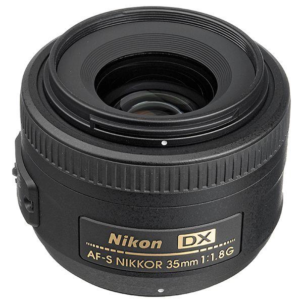 Nikon AF-S DX NIKKOR 35mm f/1.8G ED Lens Image
