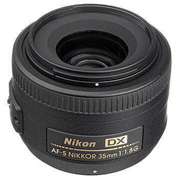 Nikon AF-S DX NIKKOR 35mm f/1.8G ED Lens