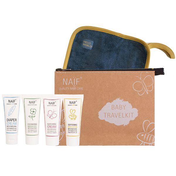 Naïf Baby Travel Kit Image