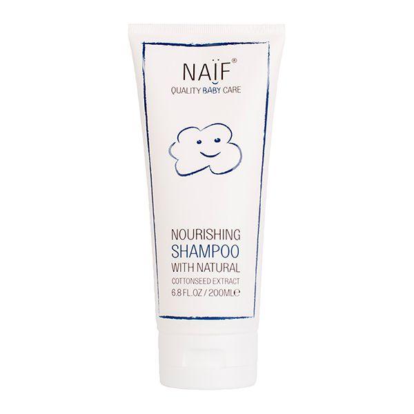 Naïf Nourishing Baby Shampoo 200ml Image