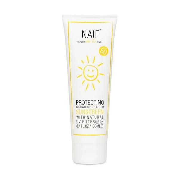Naïf Protecting Sunscreen SPF 50, 100ml Image