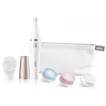 Braun FaceSpa 851 Facial Epilator & Cleanser