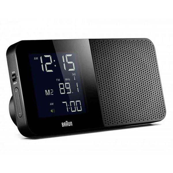 Braun Clock Radio BNC010 Image