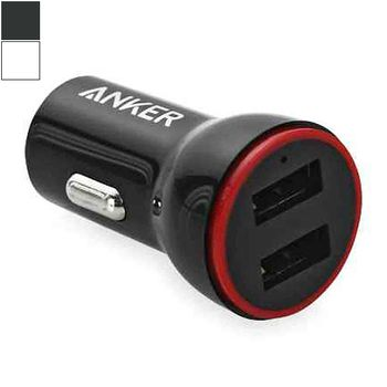 Anker PowerDrive 2-Port USB Car Charger