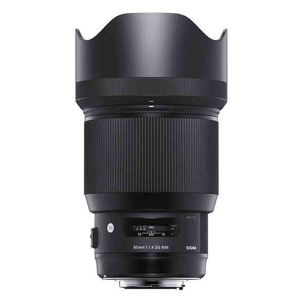 Sigma DG HSM Art 85mm f/1.4 Lens Image