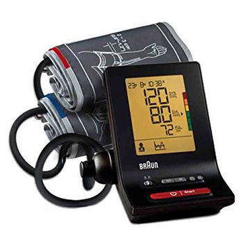 Braun Exactfit 5 BP6200 Upper Arm Blood Pressure Monitor