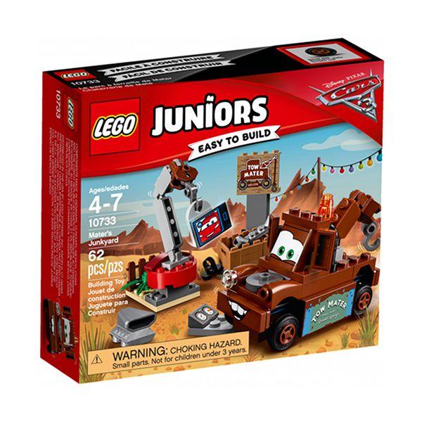 Lego JUNIORS Mater's Junkyard Image