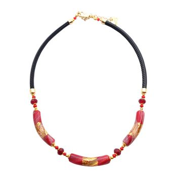Murano Glass TRESSTORTO Necklace