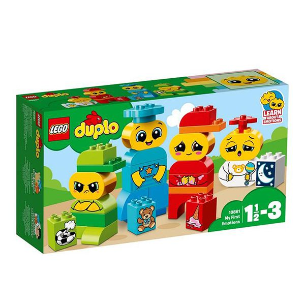 Lego DUPLO My First Emotions Image