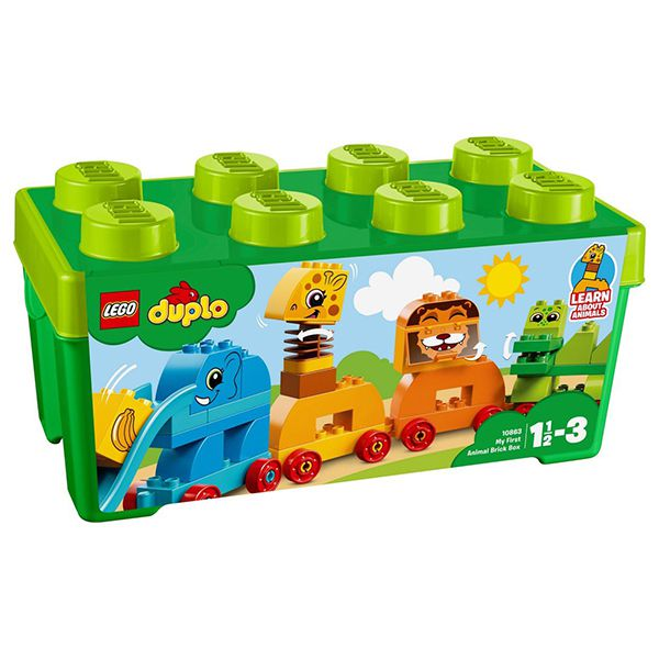 Lego DUPLO My First Animal Brick Box Image