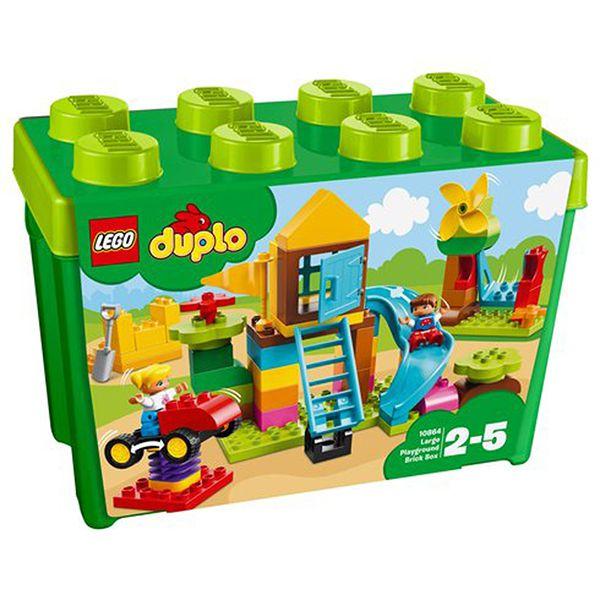 Lego DUPLO Large Playground Brick Box Image
