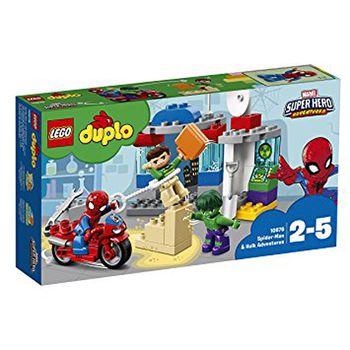 Lego DUPLO Spider Man & Hulk Adventures